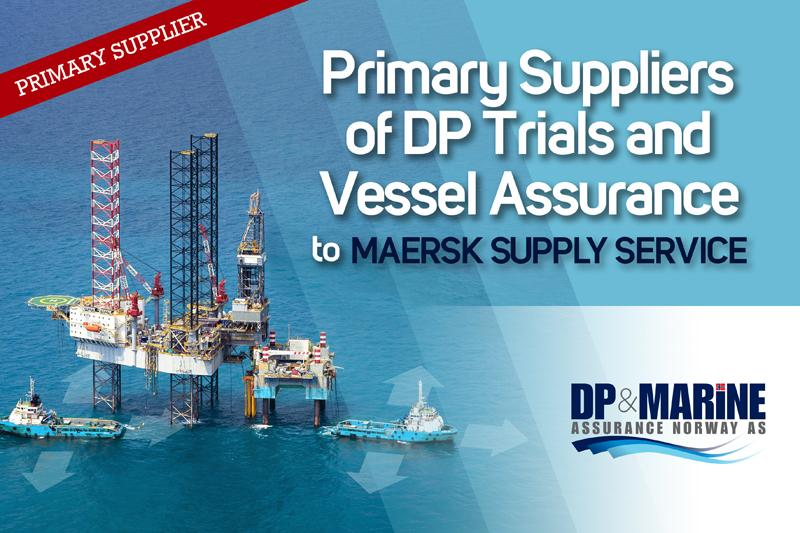 Maersk Supply Service Primary Supplier